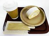 米粉ロールケーキセット