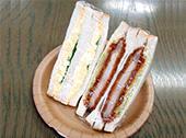 各種サンドウィッチ