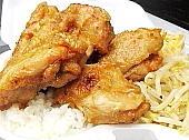 メガザンギ丼(金曜日)