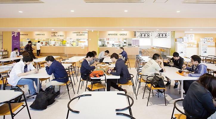 第二学生食堂