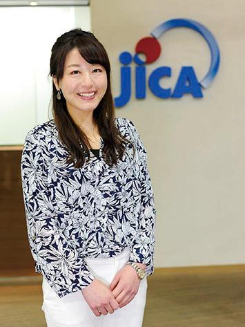 独立行政法人 国際協力機構(JICA) | 社会で活躍する卒業生 | 就職 ...