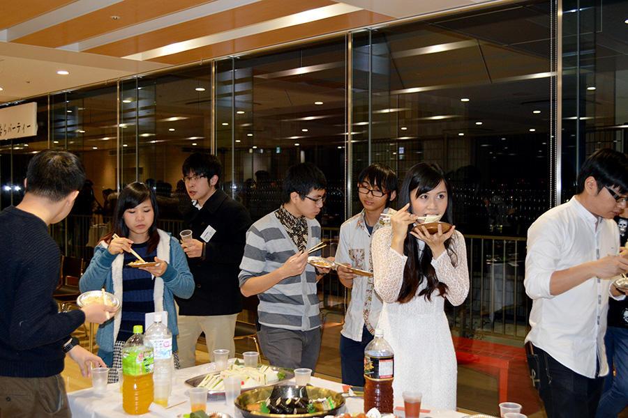 【留学生別科】平成27年度 留学生別科「さよならパーティー」開催