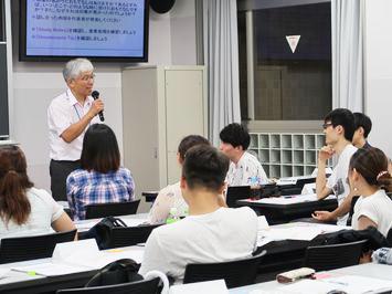 東京都主催の「外国人おもてなし語学ボランティア」育成講座