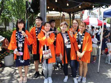 参加した本学留学生