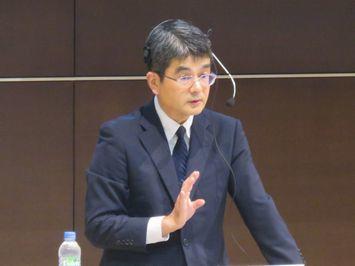 経営研公開講座 袴田先生