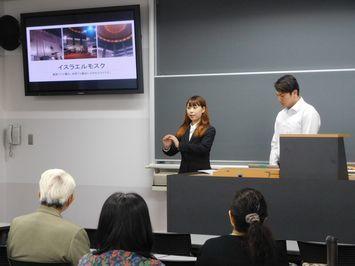 ジャカルタ研修 参加学生の発表