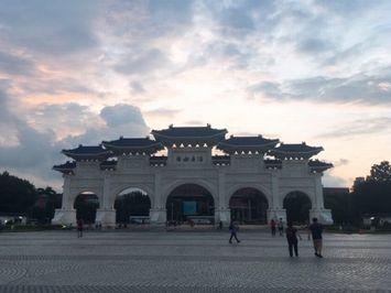 自由広場(中正紀念堂)