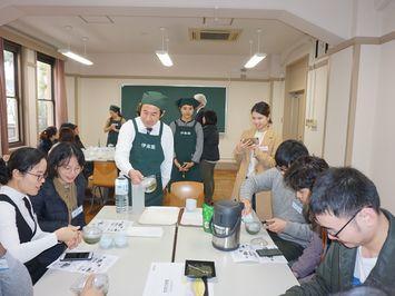 日本茶セミナー