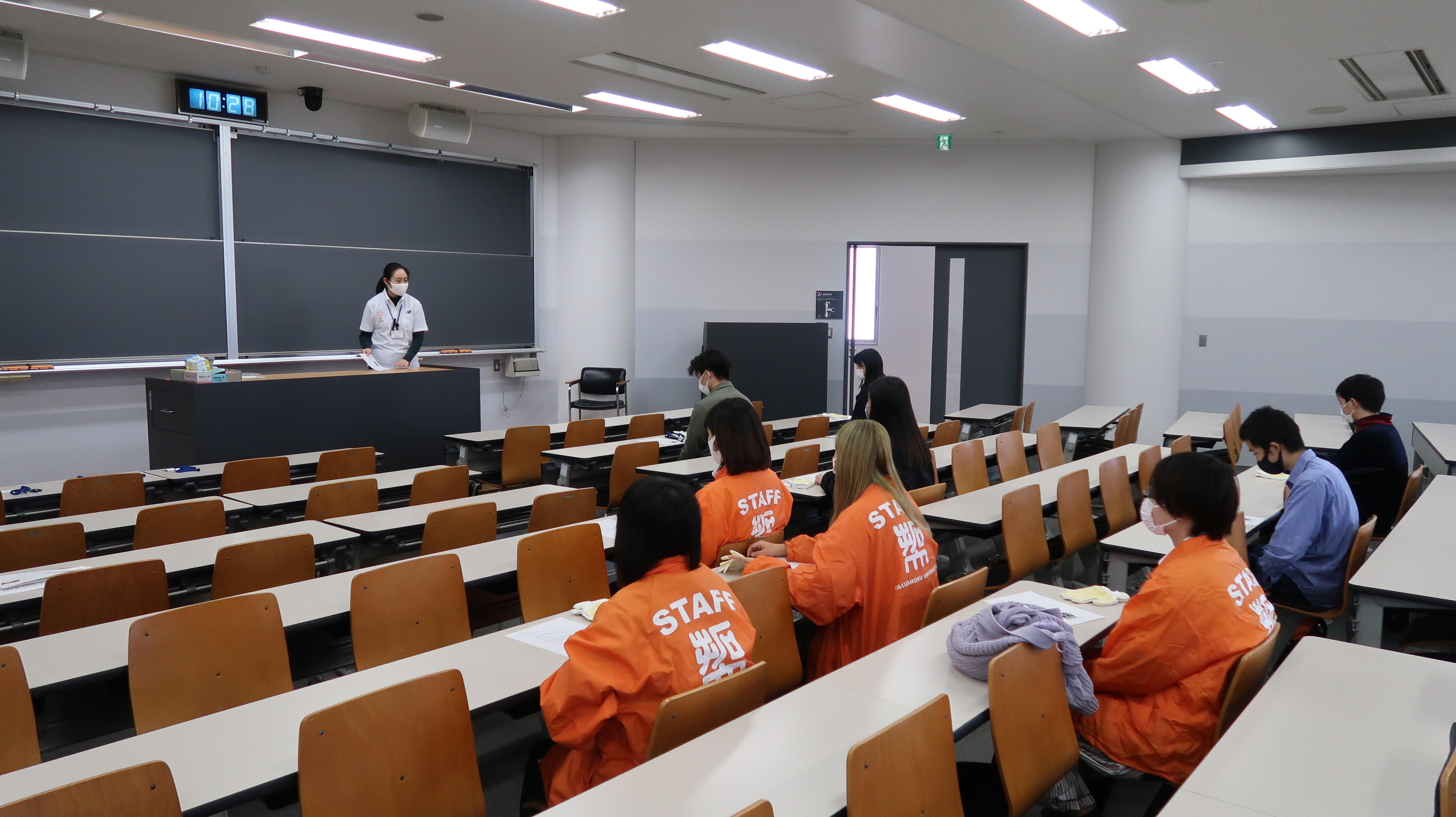 20201017拓殖大学フレンドシッププログラム