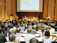 【オープンカレッジ】後期「国際講座」がスタートしました