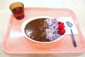 八王子国際キャンパス 学生食堂 「健康米フェア」の実施について