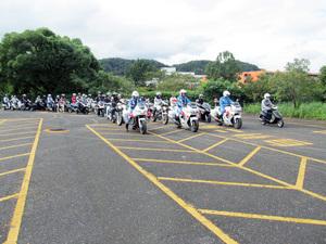 交通安全運転講習会開催しました