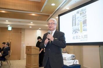 (株)産業経済新聞社 代表取締役会長 熊坂 隆光 様