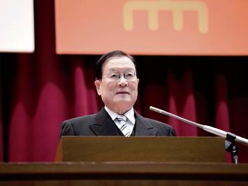 平成29年度 学校法人拓殖大学総長 入学式祝辞