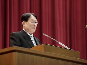 平成30年度 学校法人拓殖大学総長 卒業式祝辞