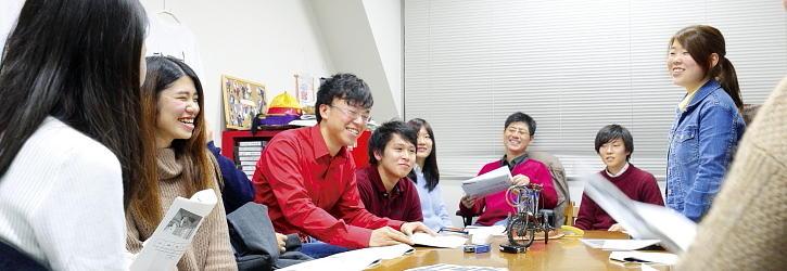 国際学部 国際学科 修得できる能力