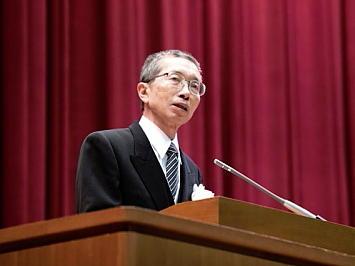 平成29年度 拓殖大学学長 入学式告辞
